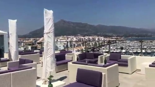 Benabola Marbella Sky Lounge