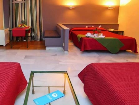 pyr hotel in marbella