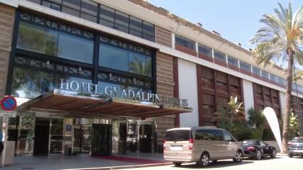 ofertas hotel guadalpin banus