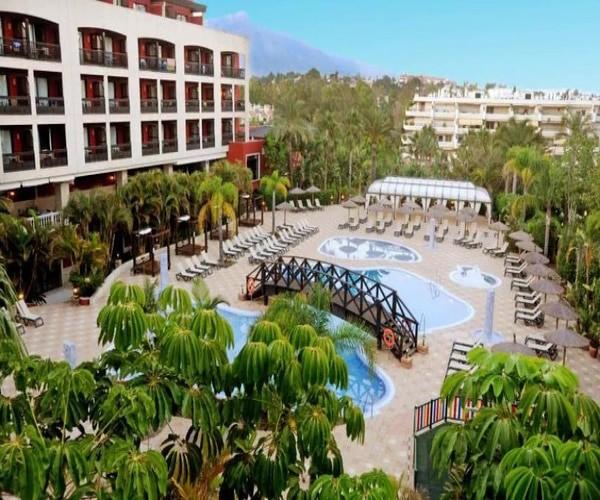 hotel barcelo marbella puerto banus