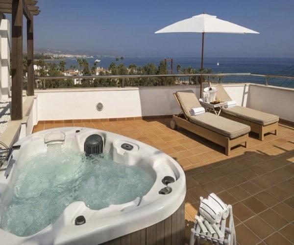 hotel melia dinamar puerto banus