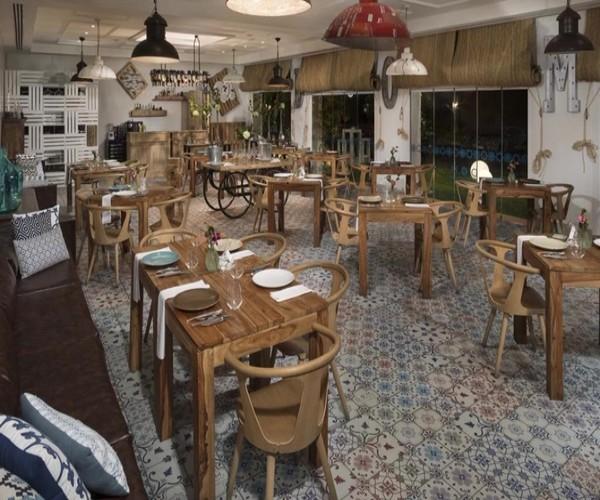 DOM Marbella restaurant
