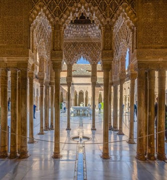 The greatest treasures of Spain