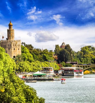 Most beautiful cities in Andalusia