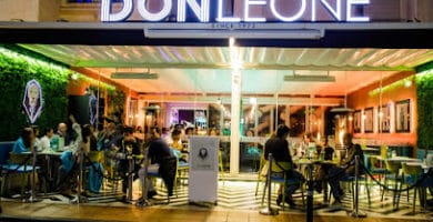 Don Leone Restaurante Pizzería
