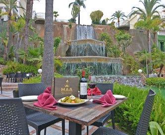 Maa Indian Restaurant Nueva Andalucía