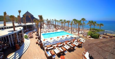 Nikki Beach Marbella - Restaurant & Beach club