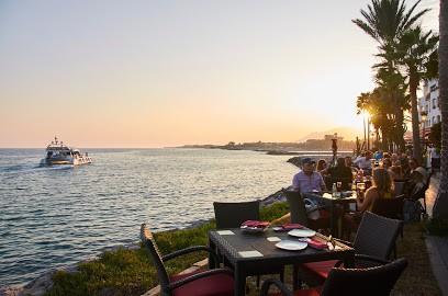 La Bocana Bar restaurant