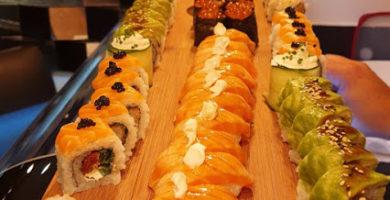 Sensations Sushi Bar Marbella